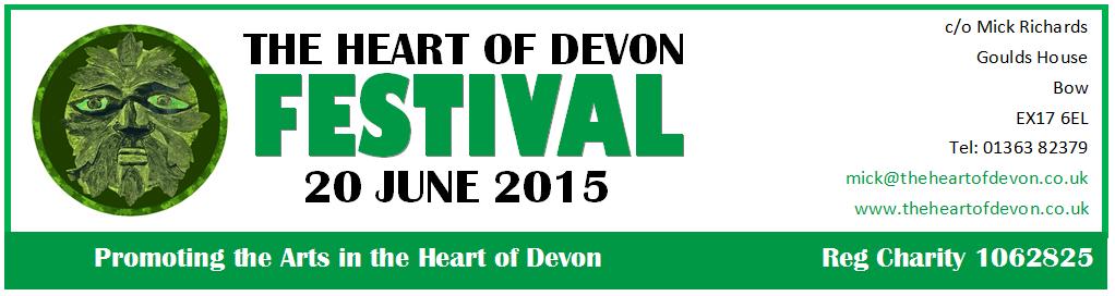 Festival sponsorship header