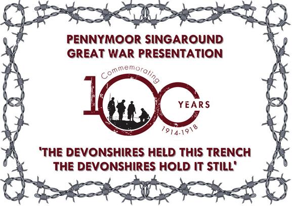 Pennymoor singaround